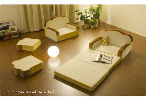 Fluffy Sofa by Comfy Bread Shaped Sofas Fluffy Sofa Bed