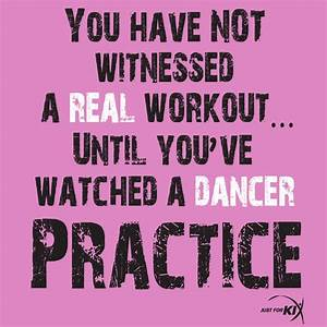 You have not witnessed a real workout...until you've ...