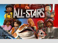 'LEGO Star Wars AllStars' Lands on Disney Digital Monday