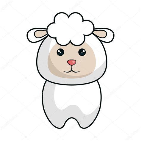 imagenes de ovejas kawaii estilo de ovejas lindo