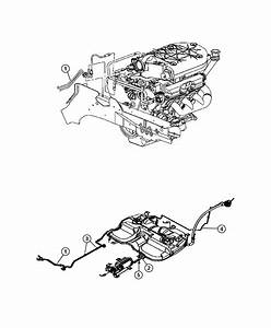 Chrysler Pacifica Bundle  Used For  Fuel Supply And Vapor