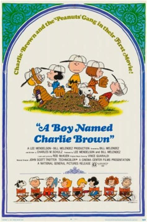 peanuts double feature  boy named charlie brown snoopy