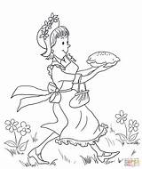 Amelia Bedelia Coloring Pages James Pie Peach Giant Lemon Meringue Carrying Books Drawing Printable Mighty Raju Bond Character Supercoloring Worksheets sketch template