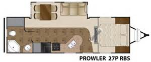 prowler travel rv floor plans autos post
