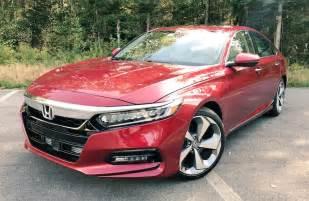 honda accord sedan turbocharged sophistication