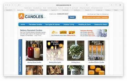 Candles Battery Flameless Operated Seasonal Tea Lights