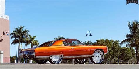 Chevrolet Impala XB7 - XXX Gallery - MHT Wheels Inc.