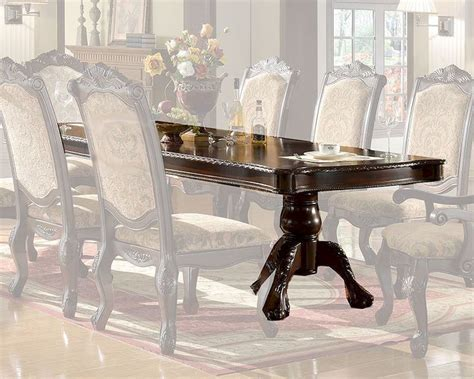 14 Traditional Style Home Decor Ideas That Are Still Cool: Dining Table In Traditional Style MCFD8500-T