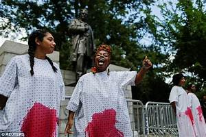 New York Protesters Want Removal Of J Marion Sims Statue