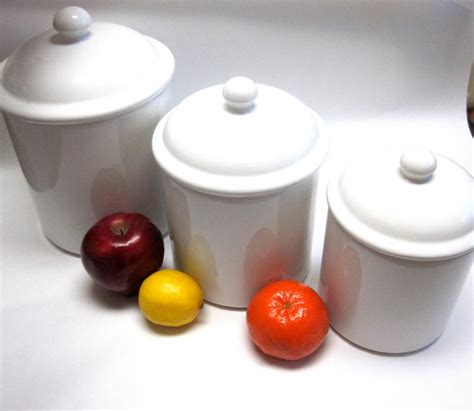 white ceramic kitchen canisters white ceramic canisters set of sweetie2sweetie