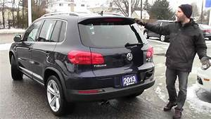 Tiguan R Line 2013 : 2013 vw tiguan rline at volkswagen waterloo with robert vagacs youtube ~ Medecine-chirurgie-esthetiques.com Avis de Voitures