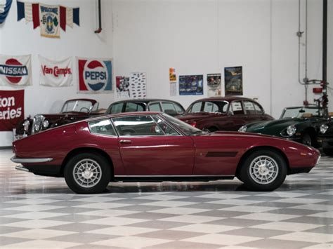 1968 Maserati Ghibli 4.7l For Sale