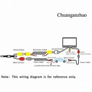 17  Car Reverse Camera Wiring Diagram