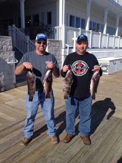 ocean city maryland tautog fishing  sum charters