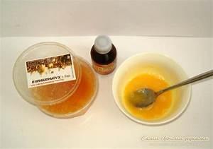 Маски для лица от морщин в домашних условиях желатиновая