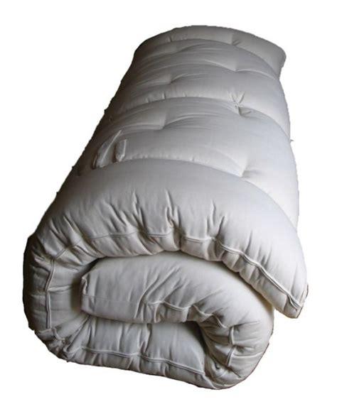 futon per bambini futon baby puro 60x130 3 strati di cotone