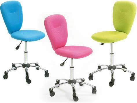 chaise bureau fille chaise de bureau pour fille