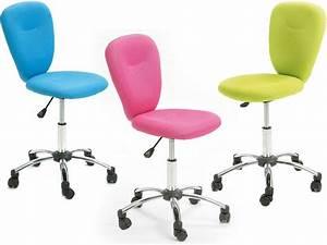 Chaise Pour Bureau : chaise de bureau pour petite fille visuel 2 ~ Teatrodelosmanantiales.com Idées de Décoration