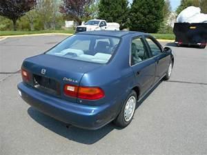 1994 Honda Civic Lx Sedan 4