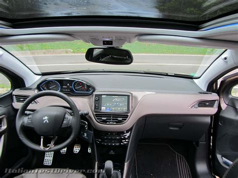 Interni Peugeot 2008 by Test Drive Peugeot 2008 Italiantestdriver
