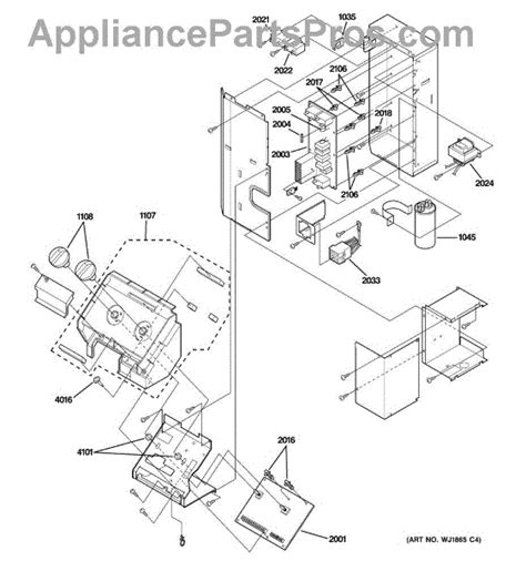 Amana Air Handler Wiring Diagram by Ptac Amana Electric Dryer Parts Diagram