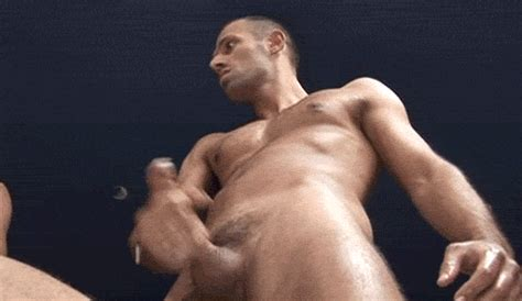 gif in gallery Big Alpha Male Studs Wanking and