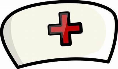 Nurse Nursing Hat Cartoon Nurses Cap Transparent