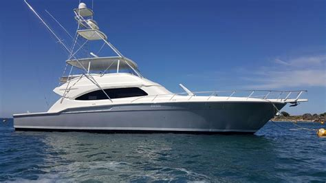 Hatteras Boats For Sale Perth by 2009 Bertram 630 Convertible Power Boat For Sale Www