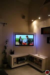 Tuto : Création d'un meuble TV en placo