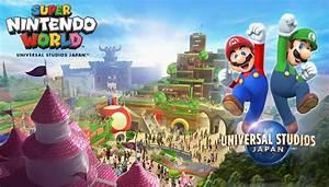 Universal Studios Japan Introduces Super Nintendo World