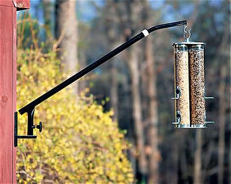 Bird Feeders Pole Mounted by Green Esteem 60501 36 Inch Extended Reach Deck Hook Bird