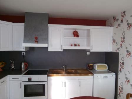 cuisine cormier papier peint cuisine gris photos de conception de maison