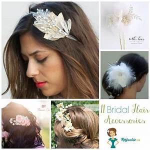 11 DIY Bridal Hair Accessories For Your Perfect Day Tip