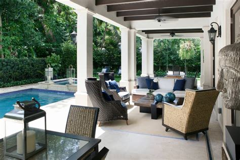 20+ Outdoor Living Room Designs, Decorating Ideas