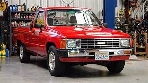 1986 Toyota Turbo Pick Up Sr5