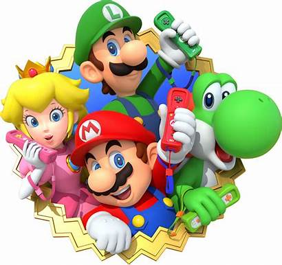 Mario Party Fanpop Title