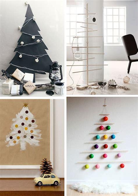 christmas tree alternatives ideas 17 best ideas about alternative christmas tree on