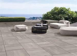 Carrelage Clipsable Exterieur : carrelage en gr s c rame 60x60 paisseur 2 cm sur plot ~ Premium-room.com Idées de Décoration