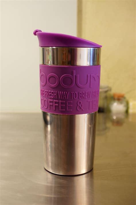 de cuisine bodum j 39 ai testé pour vous le mug thermos bodum zôdio
