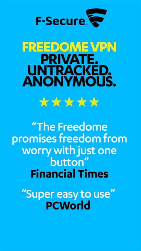f secure freedome vpn android apps on play