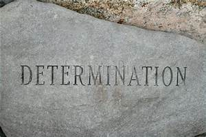 Letters And Numbers: Determination - Stock Photo I2648346 ...