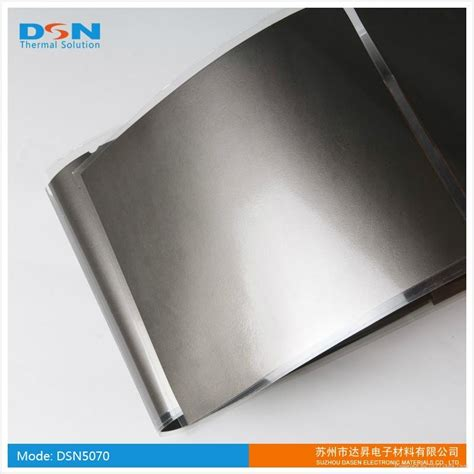 conductive pyrolytic graphite sheet dsn dsn china manufacturer  metallic mineral
