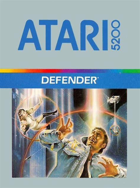 Atari 5200 Box Art And Boxes On Pinterest