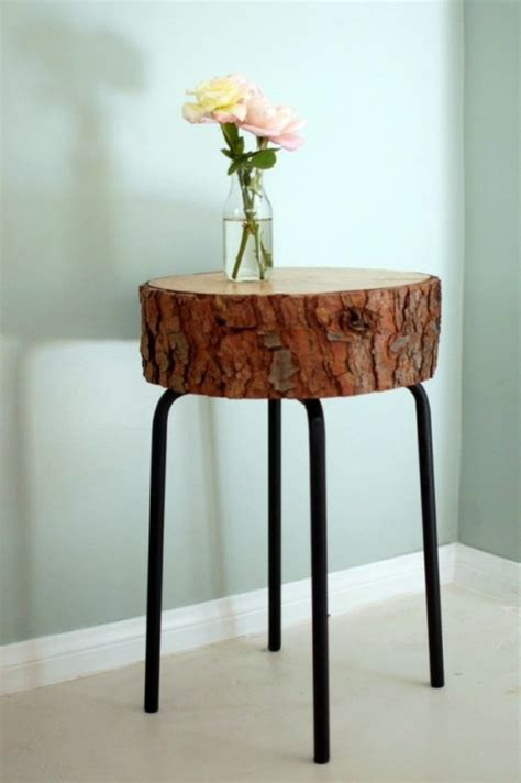 Tree Stump Decorating Ideas - 20 creative decorating ideas from tree stump interior