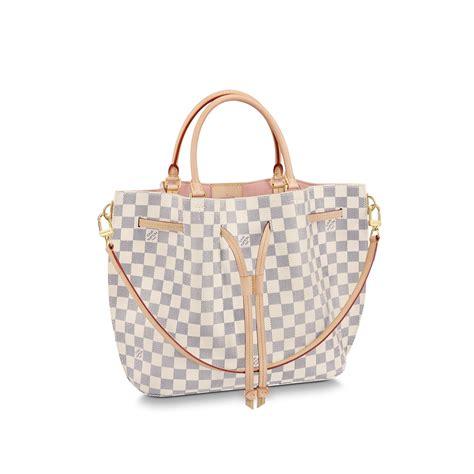 girolata damier azur canvas handbags louis vuitton
