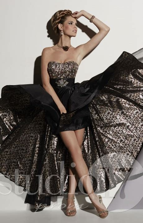 studio   daring diva gown prom dress