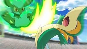 Pokemon Season 16 Adventures In Unova Episode 10 Cameron's ...