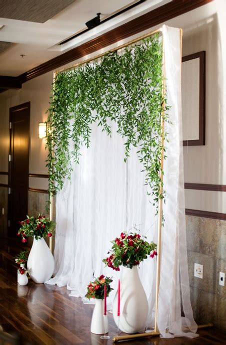 10 Breathtaking Backdrops For Your Wedding Свадьба