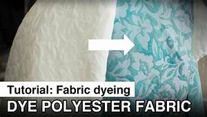 Polyester Färben Dylon : dye polyester fabric for your cosplay youtube ~ Watch28wear.com Haus und Dekorationen