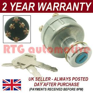ignition starter switch for takeuchi digger excavator wiring instructions ebay